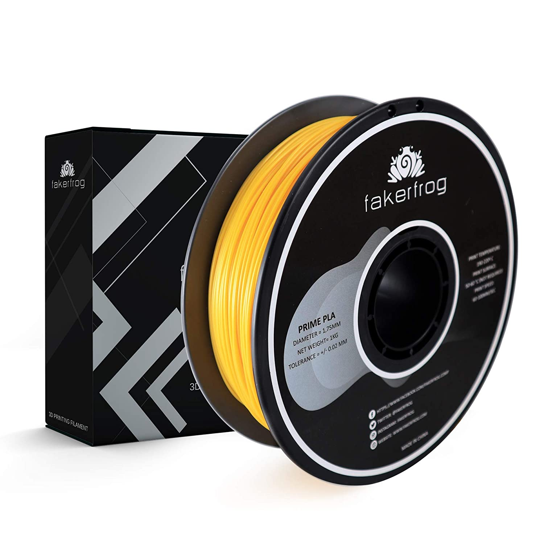 FAKER FROG PRIME PLA Filamento de Impresi/ón 3D Azul Seda Impresora 3D y boligrafo//pluma 3D 1.75mm 0,02MM 1KG Filamento PLA+ Premium