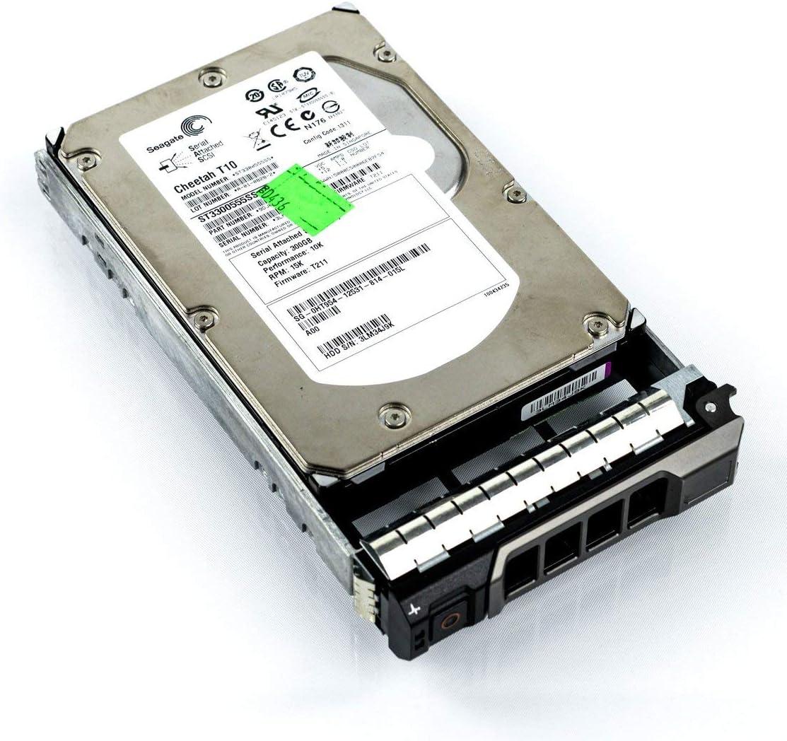 Dell 500GB 7.2K 6Gbps SAS 2.5 Hard Drive Renewed
