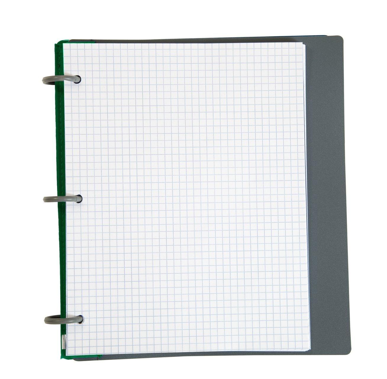 Berry Pink//Purple Five Star Flex NoteBinder 1 Inch Binder 72522 Notebook and Binder All-in-One Customizable