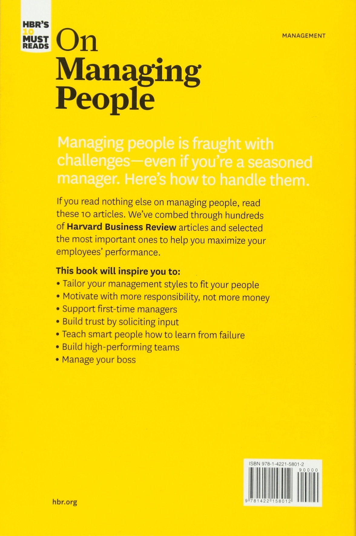 Hbrs 10 must reads on managing people livros na amazon brasil hbrs 10 must reads on managing people livros na amazon brasil 9781422158012 fandeluxe Gallery