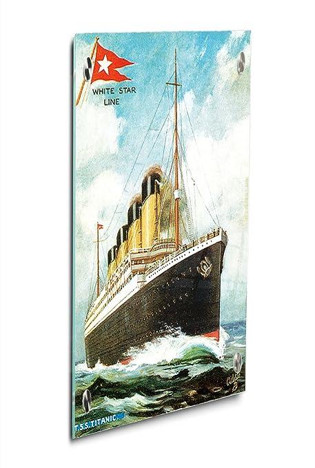 Titanic Acrylic Print Wall Decor Wall Art - Standoff, 24\