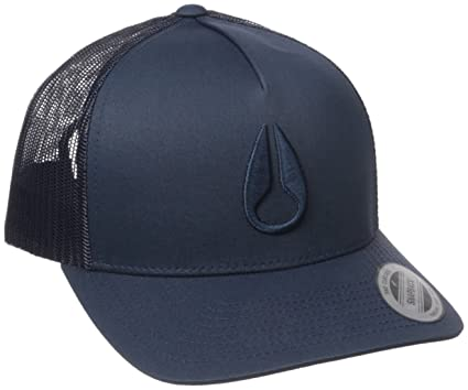 Amazon.com  NIXON Men s Iconed Trucker Hat 5db0b2b71ce