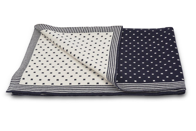 MoMika First Blanket | Children's Knitted Blanket | Baby Blanket | 100% Cotton | 100 x 80 cm
