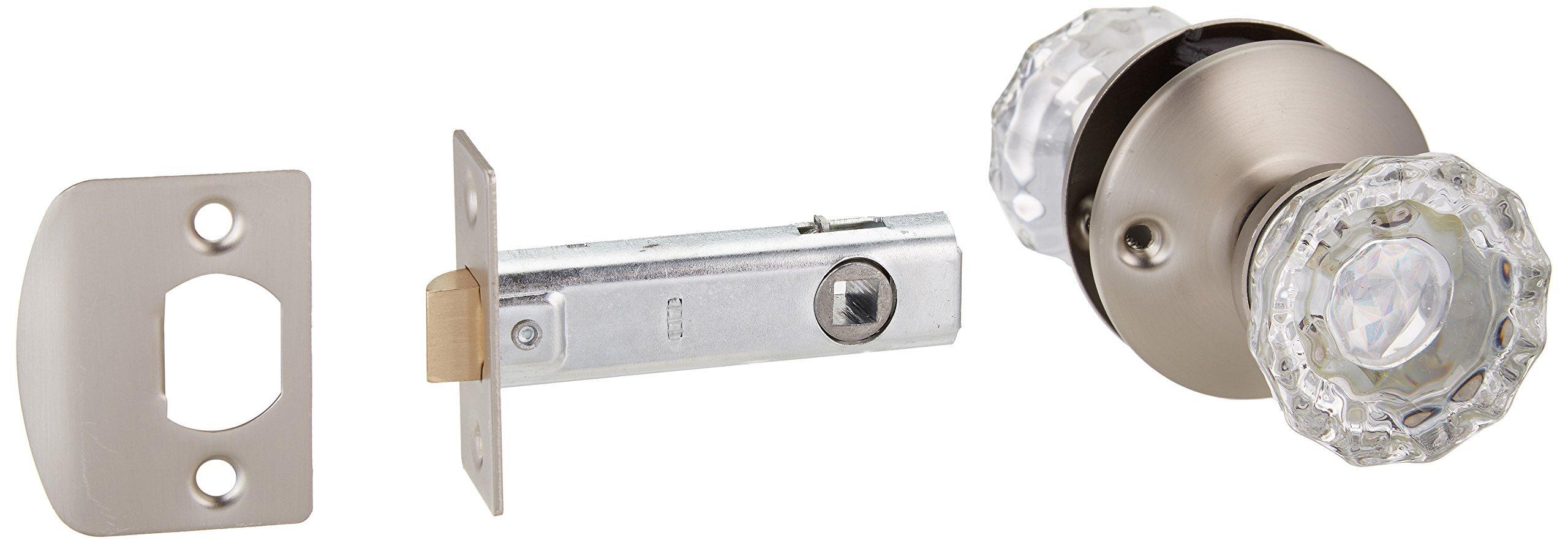 Belwith Products 1148-SN Satin Nickel Pass Door Knob/Latch