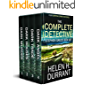 THE COMPLETE DETECTIVE STEPHEN GRECO BOX SET four gripping crime mysteries (English Edition)