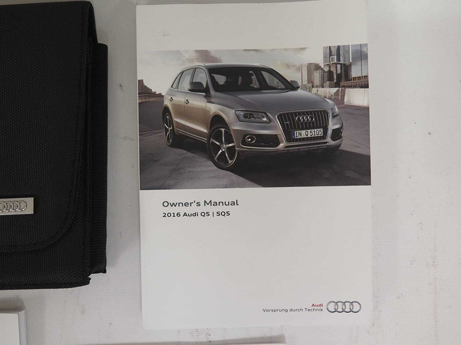 Owner manual q7 array amazon com 2016 audi q5 sq5 owners manual guide book automotive rh amazon fandeluxe Images