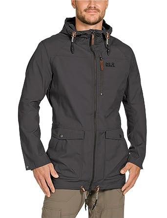 best loved ab2c6 b458e Jack Wolfskin Water Repellent Herren Men's Outdoor Parka Jacket