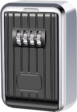 Caja de seguridad con llave, Key Lock Box, funda para llaves para ...