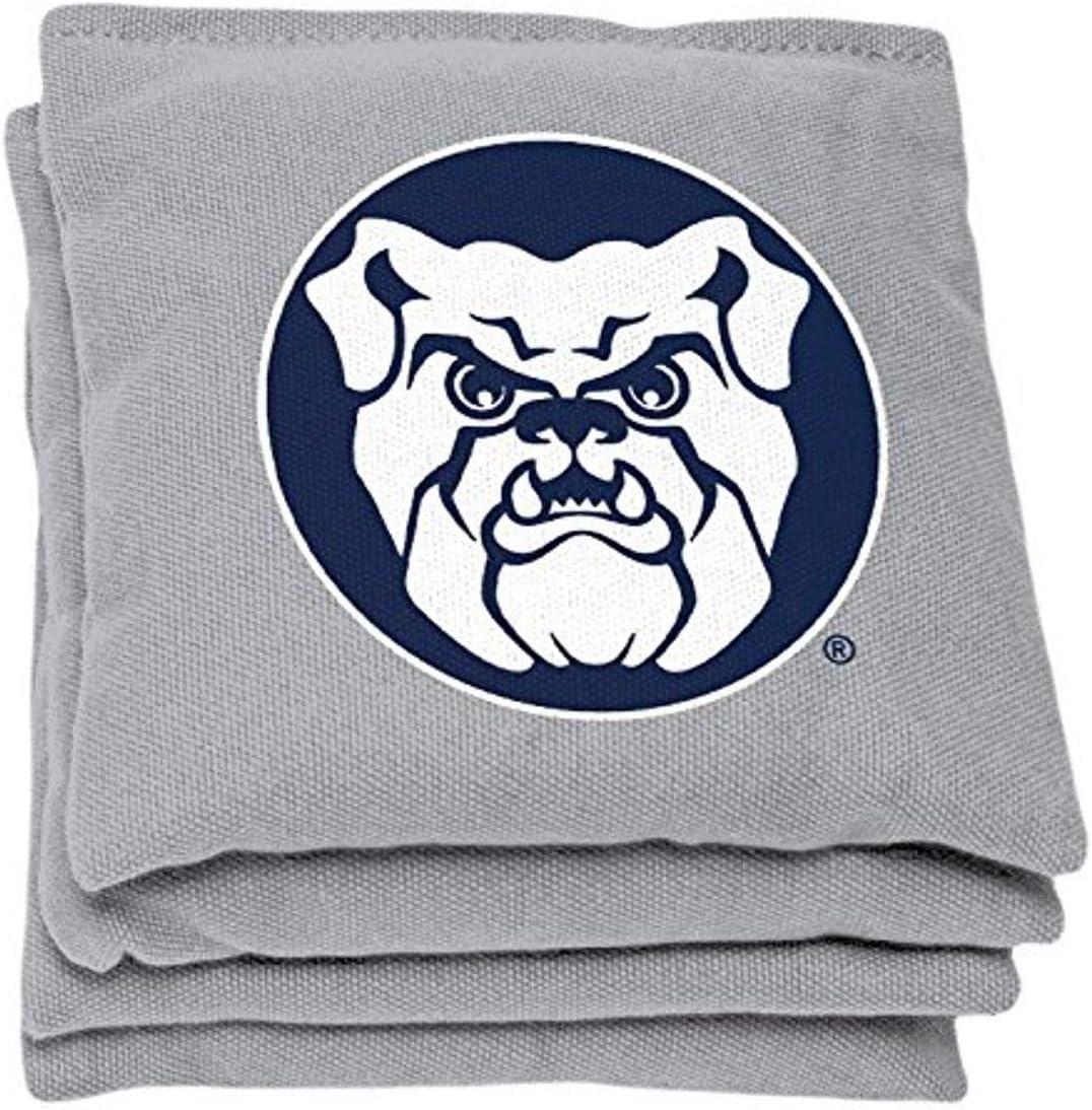 Gray AJJ Cornhole NCAA Butler Bulldogs Bags 6 x 6