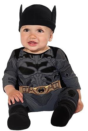 amazoncom rubies batman the dark knight rises batman onesie costume clothing