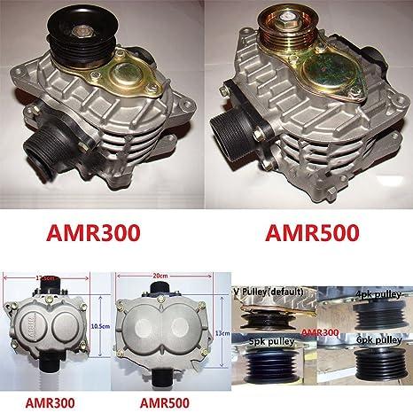Turbo Compresor volumétrico Aisin Amr 300 Amr 500 amr300 amr500 Supercharger