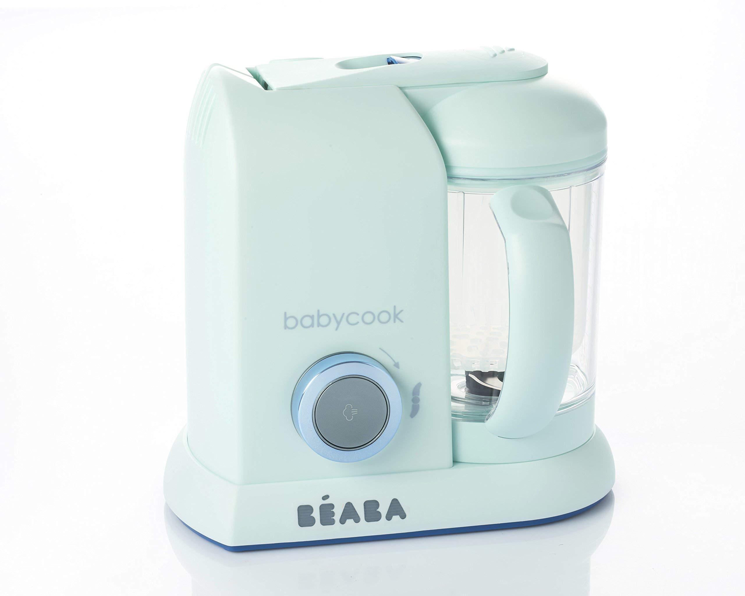 BEABA Babycook - Red (Certified Refurbished)