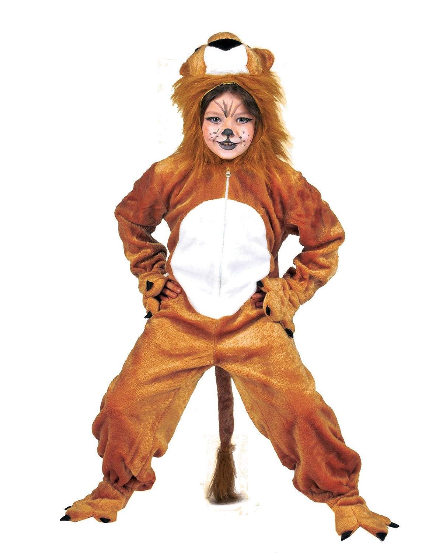 Krause & Sohn Disfraz de niño Monos de león Animal Zoo África (104 ...