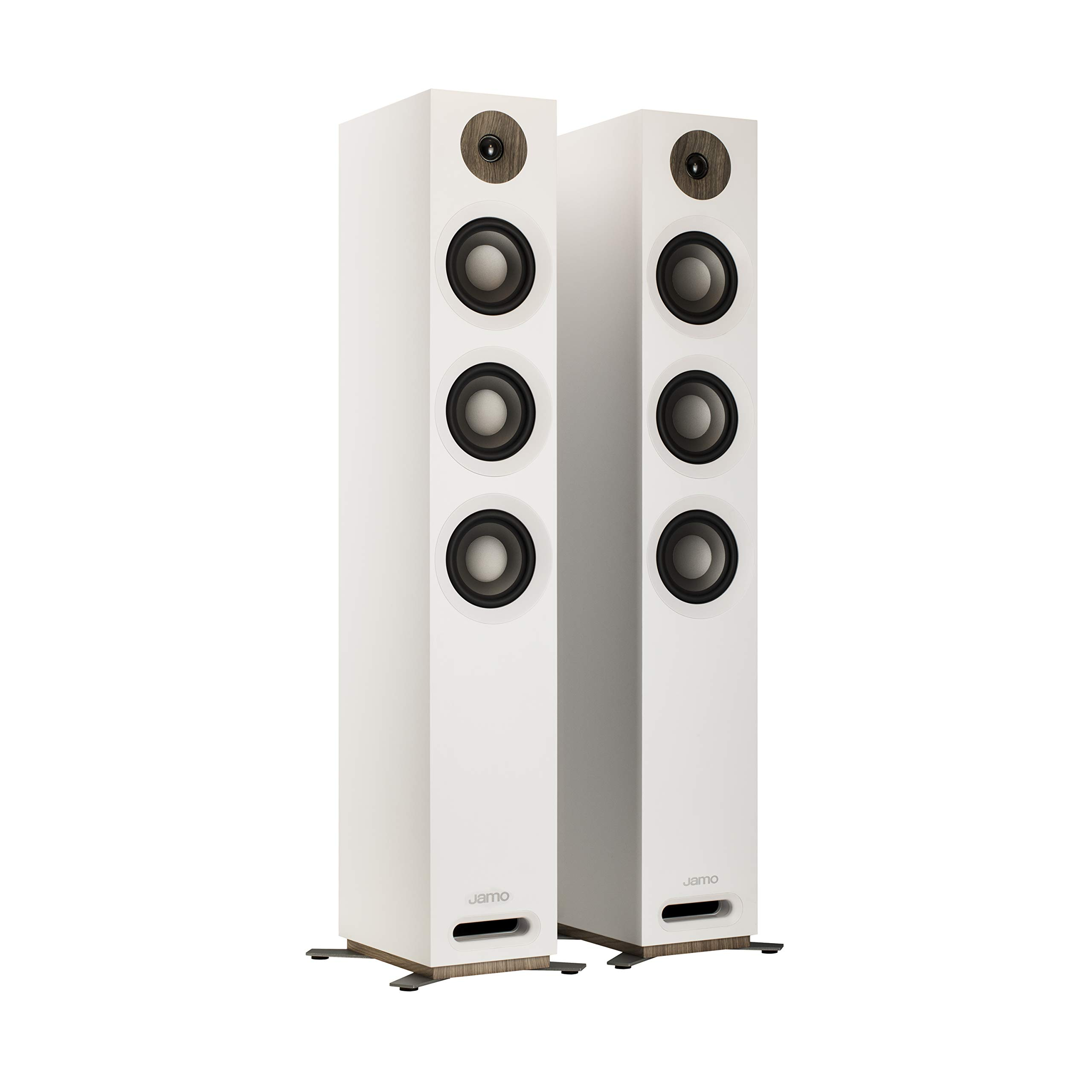 Jamo Studio Series S809 Floorstanding Speaker Pair (White)