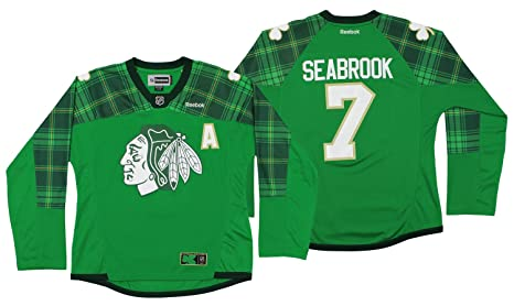 Amazon.com   NHL Womens Chicago Blackhawks Brent Seabrook  7 Player ... 3f6754166