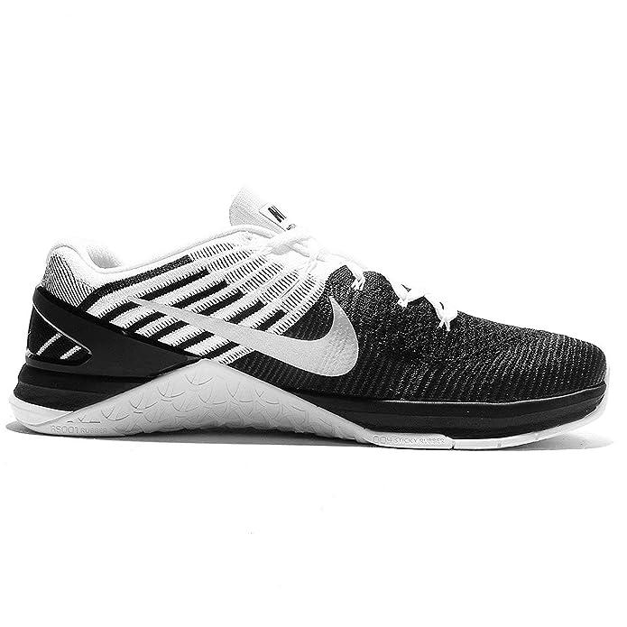 Nike Men's Metcon DSX Flyknit Training Shoe Deep Royal BlueWhite Racer Blue 10.5 D (M) US