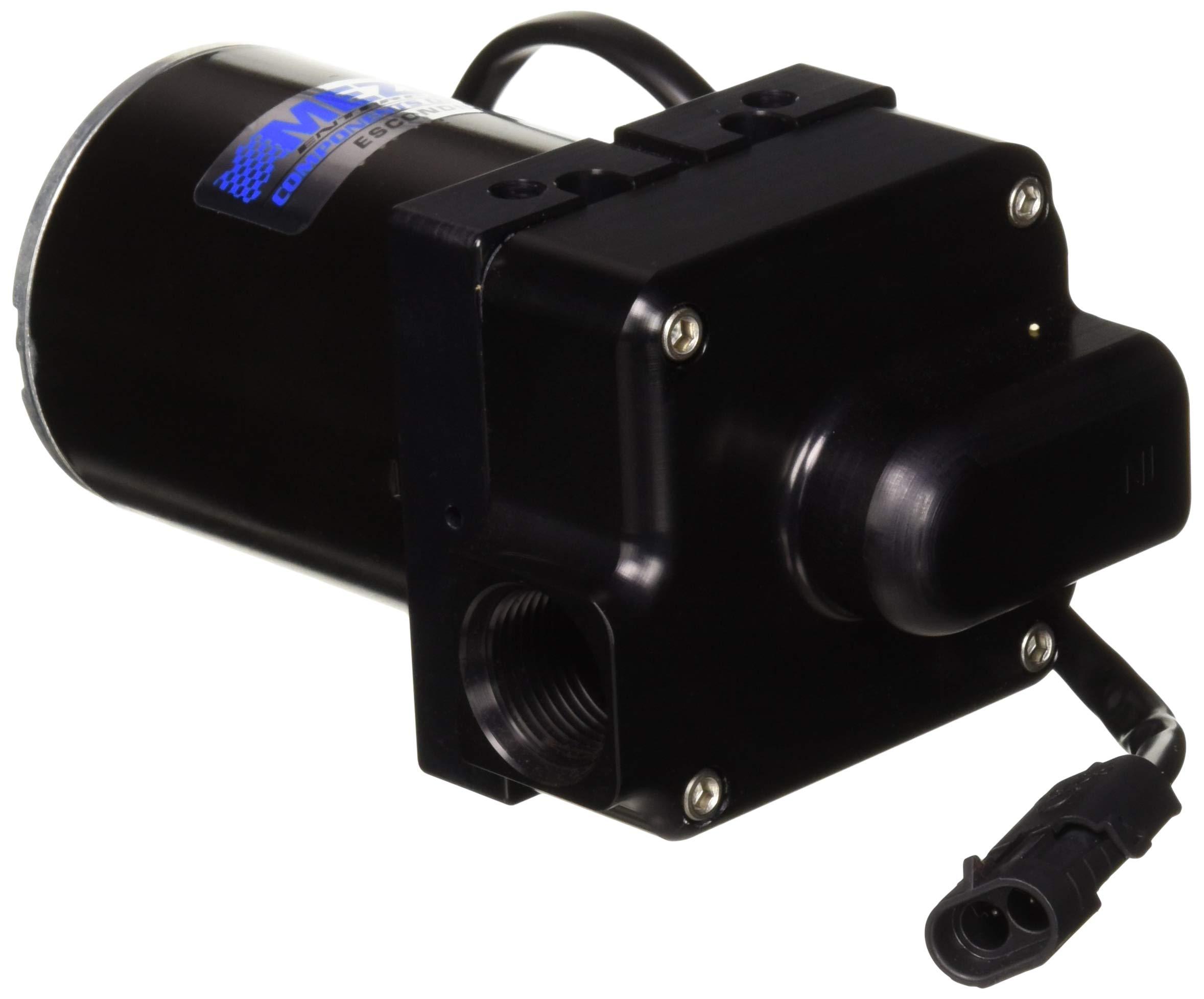 Meziere WP136S Black Inline Electric Water Pump by Meziere (Image #1)