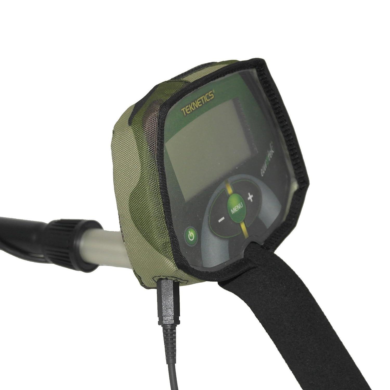 Amazon.com : Light Camo Box Cover for Metal Detector Teknetics Eurotek : Garden & Outdoor