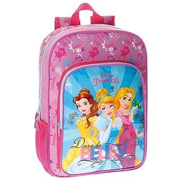 31f08f33558 Princesas Disney 4082361 Mochila Infantil  Amazon.es  Equipaje