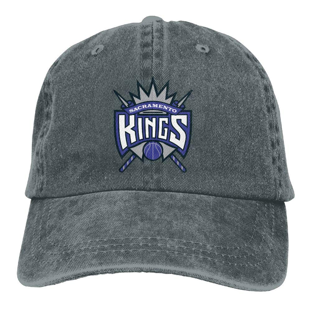 Shenigon NBA Kings Badge Unisex Cowboy Baseball Caps Trucker Hats Ash at  Amazon Men s Clothing store  5f94e7cbd19