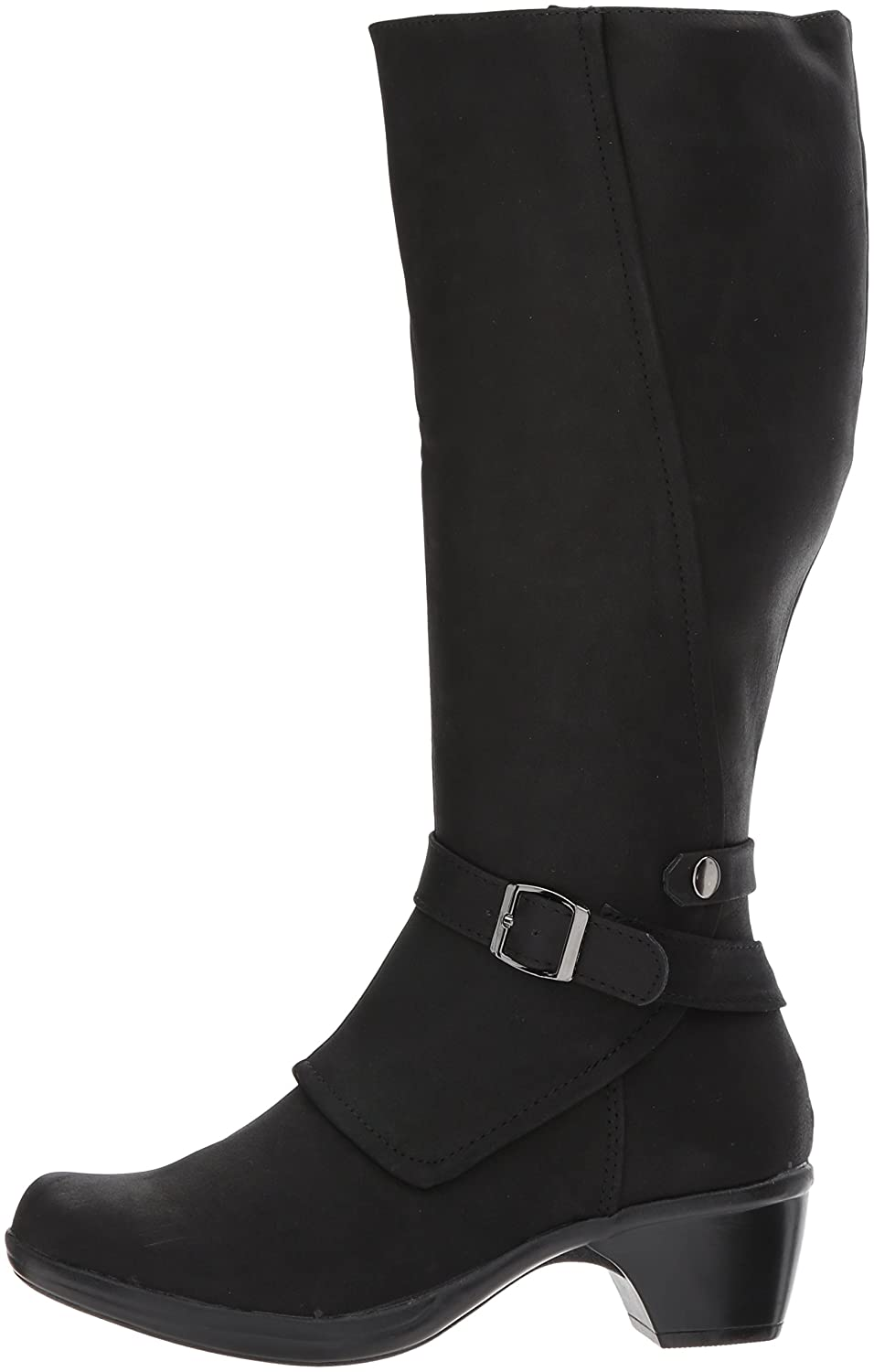 Easy Street Women's Jan Plus Harness Boot B072M25LVR 5.5 B(M) US|Black
