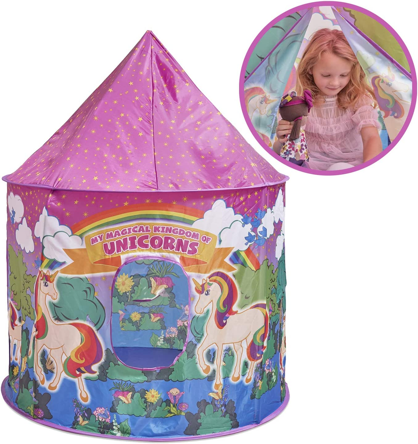 Love Magical Rainbow Unicorn Pink Indoor Summer For Men