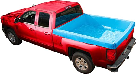 Summer Waves Truck Bed Inflatable Pool