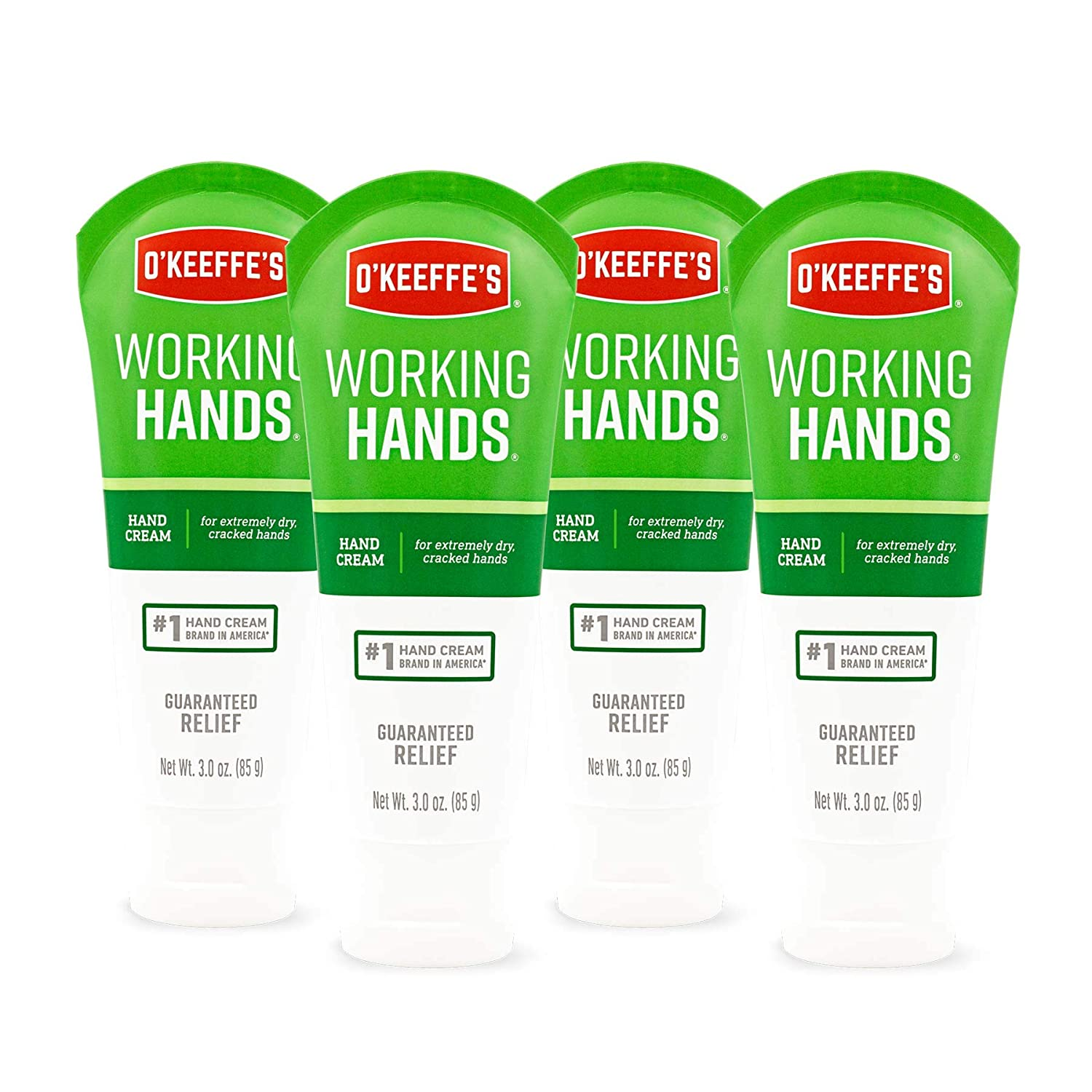 O'Keeffe's Working Hands Hand Cream, 3 oz. Tube