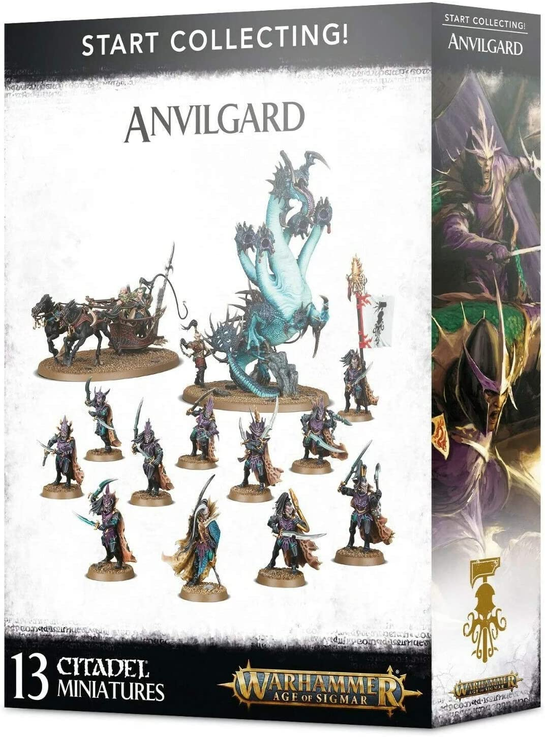 Best Start Collecting Age of Sigmar Sets