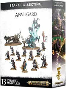 Games Workshop WARHAMMER AGE OF SIGMAR: Start Collecting! ANVILGARD