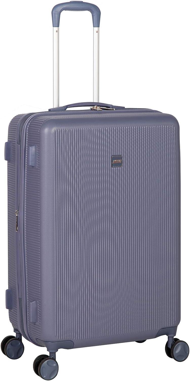 Luggage only American Flyer Unisex-Adult Kova 22 8-Wheel Hardside Spinner