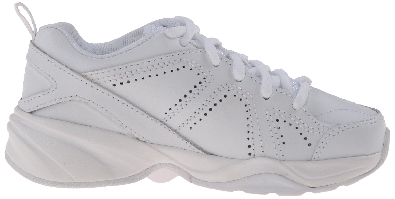 New Balance Boys KX624 Lace-Up Training Shoe ,White,13.5 M US Little Kid by New Balance (Image #6)