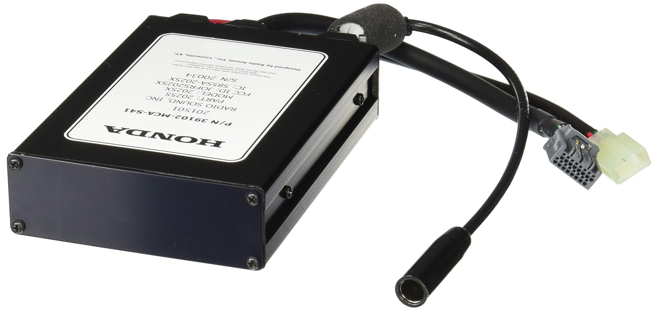 Honda Genuine Accessories 08E95-MCA-100B Gold Wing 40 Channel CB Radio Kit