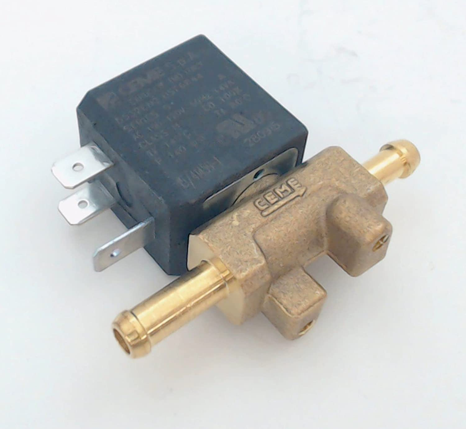 Bissell Commercial Shampooer Extractor Solenoid Valve 203-7436 for BG10 and 86T3