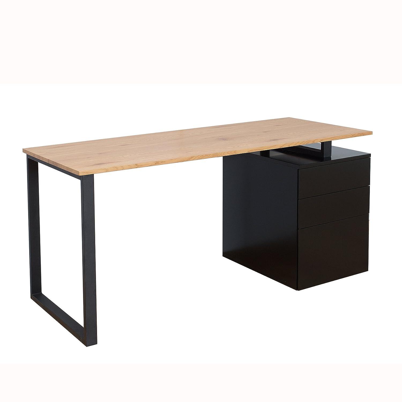 Riess Ambiente Design Schreibtisch Compact Aktencontainer 160cm