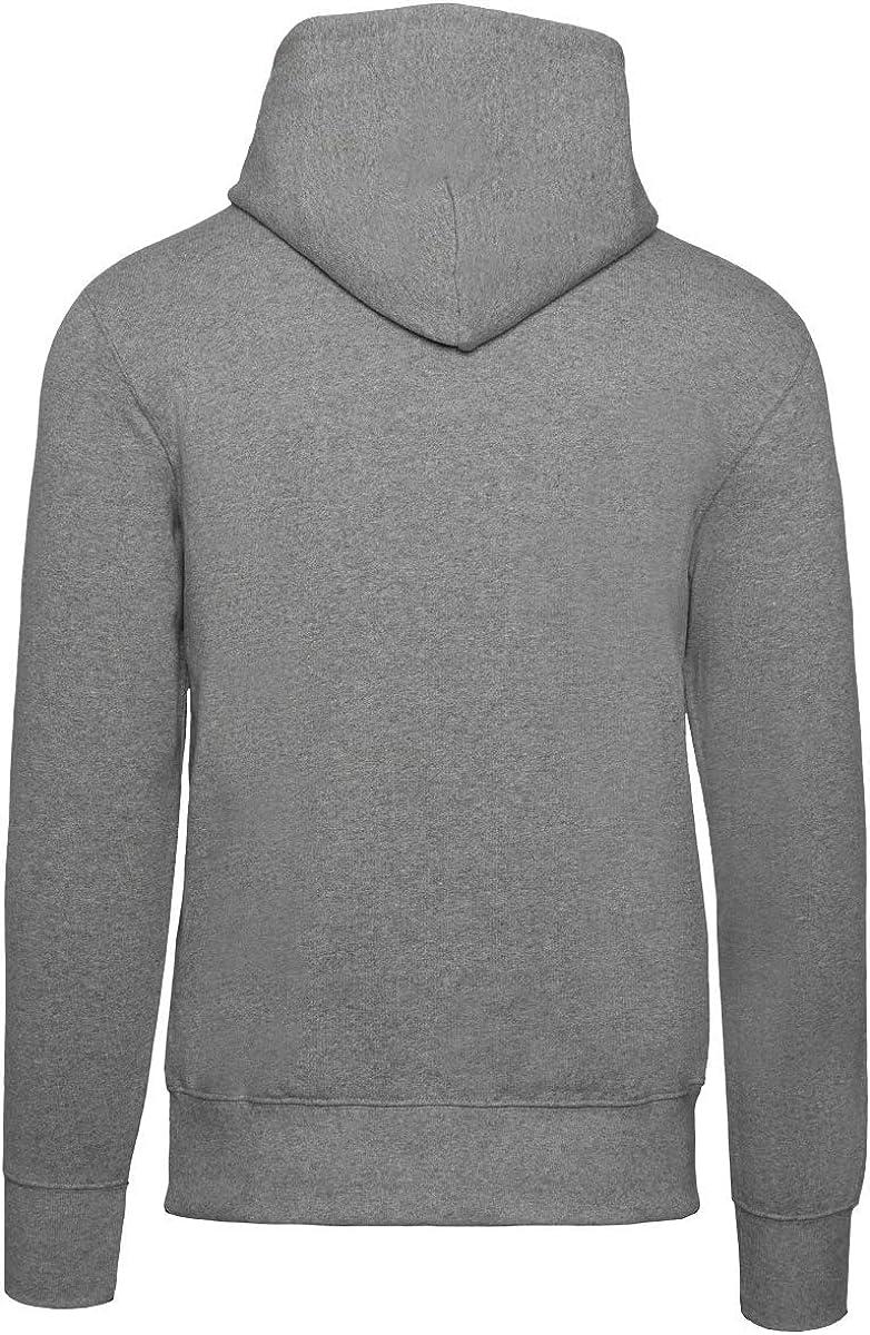 Champion Herren Kapuzenpullover Hooded Sweatshirt Grjm (214184-em525)