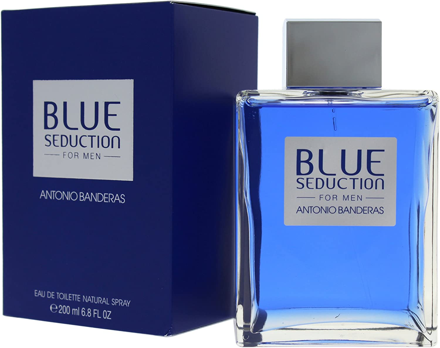 Antonio Banderas 62494 - Agua de colonia, 200 ml: Amazon.es