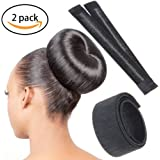Chronex Women's Perfect Hair Making Styling French Twist Donut Bun Hairstyle Tool