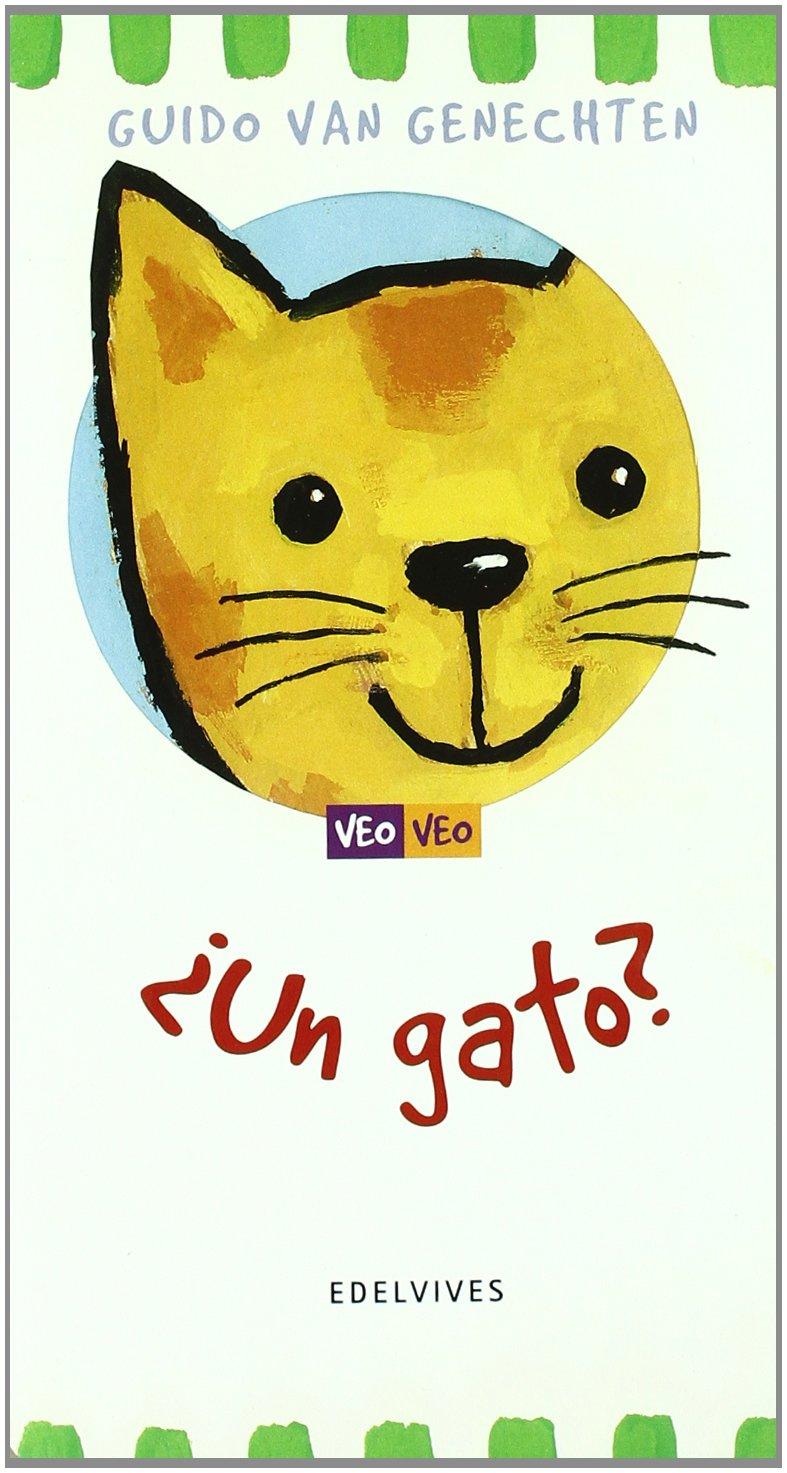 Un gato? (Veo Veo): Amazon.es: Guido Van Genechten: Libros