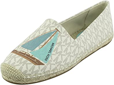 5eaf83bf134b Michael Kors Womens Keaton Slip On Mini Mk Logo Low Top Slip
