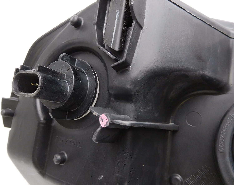 6 inch Passenger side WITH install kit -Chrome 2007 Volvo VHD-POST Post mount spotlight 100W Halogen