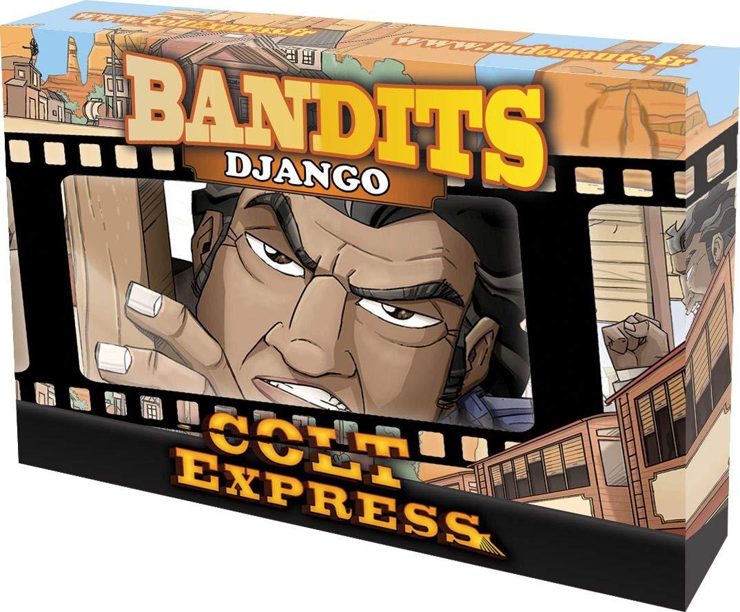 Colt Express Bandits Django Dodatek: Amazon.es: Libros en ...