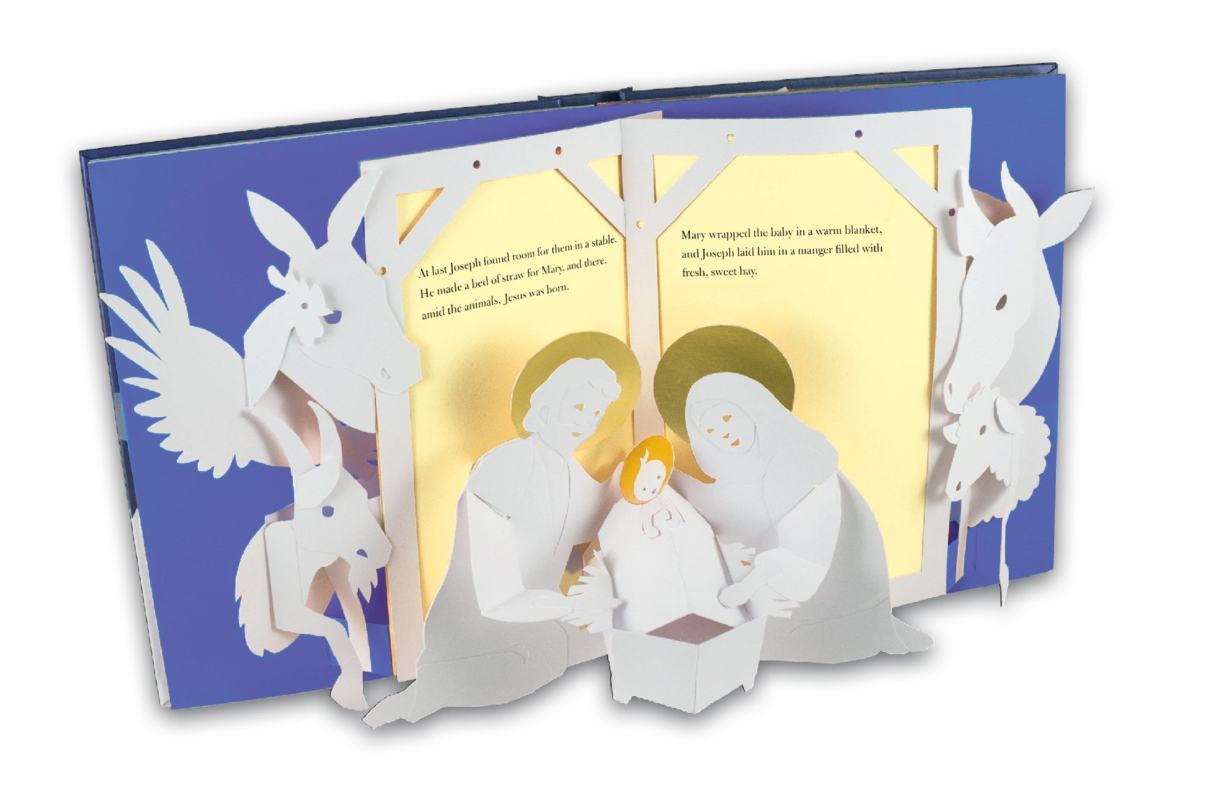 the christmas story by robert sabuda - When Was Christmas Story Made