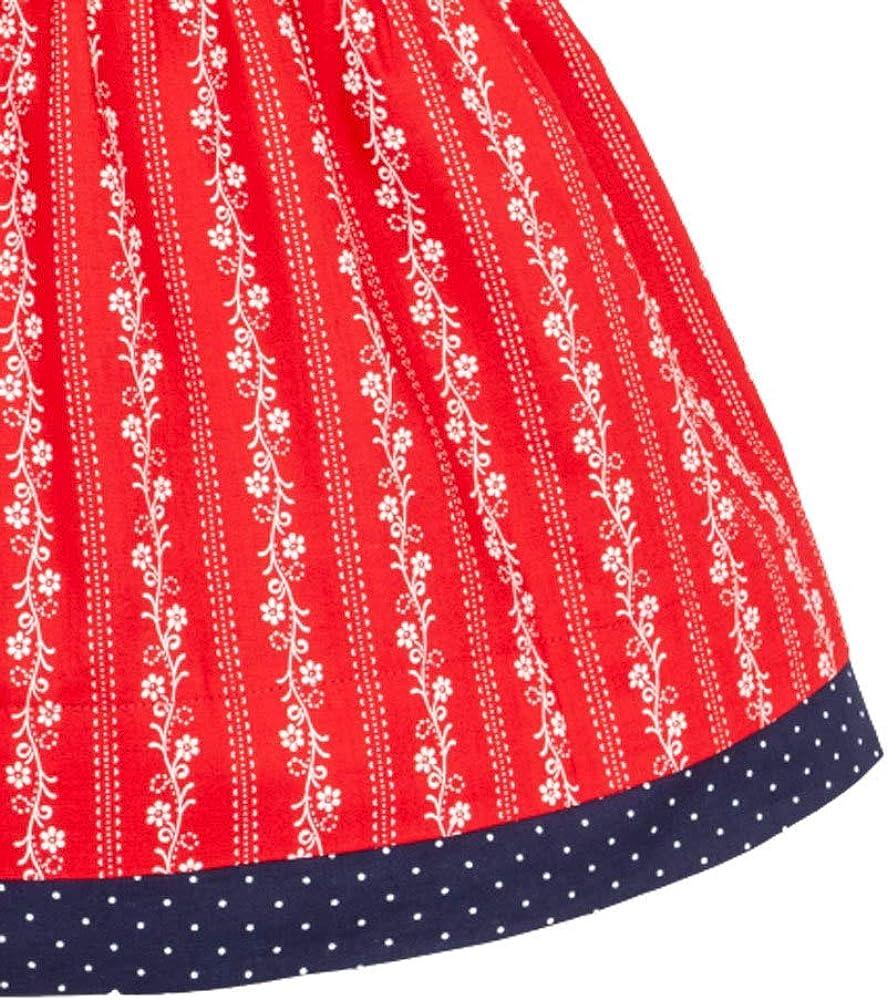 Isar-Trachten Lisa 60806 - Falda tirolesa para niña, talla 98-152 ...