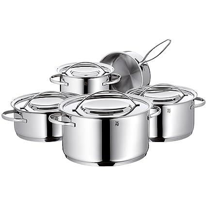 WMF 711116040 GALA PLUS - Batería de cocina (5 piezas)