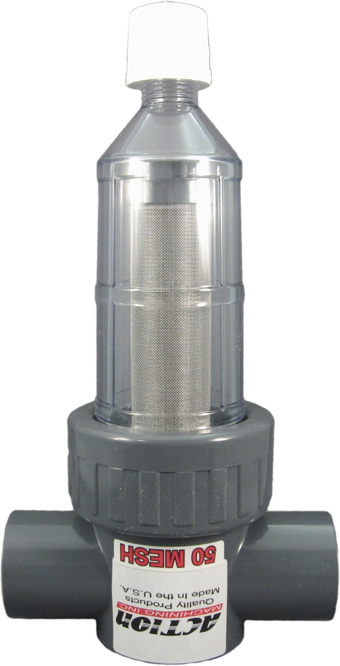 Action AFI-1.0-50 1'' 50-Mesh Irrigation Filter by Action Filter