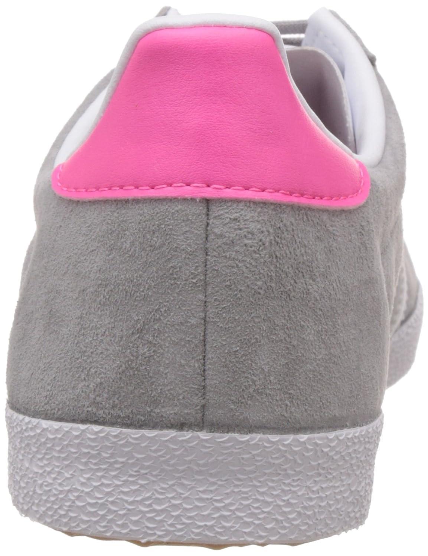 adidas Gazelle OG, Women\u0027s Trainers, Beige (Mgh Solid Grey/Ftwr White/Solar  Pink), 8 UK: Amazon.co.uk: Shoes \u0026 Bags