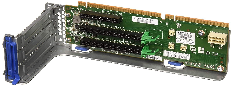 HP 719073-B21 DL380 Gen9 Secondary 3 Slot Riser Kit: Amazon