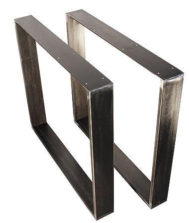 Untergestell Fr Tischplatten Im Retro Vintage Design Tischuntergestell Industrie Metall Stahl Esstisch Tischgestell