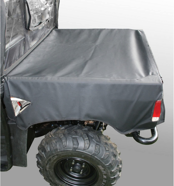 Rugged Ridge 63315 01 Black Bed Tonneau Cover For Yamaha Rhino Tonneau Covers Amazon Canada